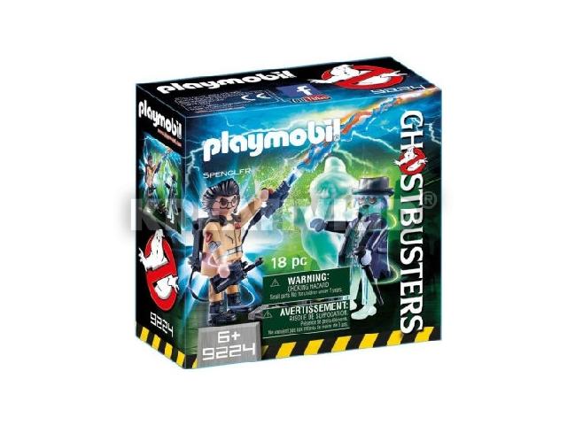 Playmobil - Spengler és a szellem
