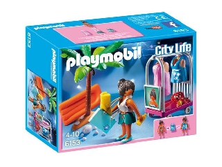 Playmobil - Strandruha-kollekció