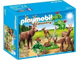 Playmobil - Szarvasbika és az őzek