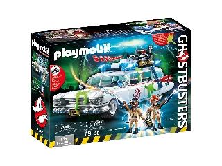 Playmobil - Szellemirtók Ecto-1 járgánya