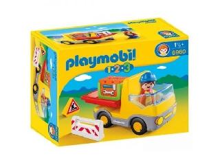 Playmobil - Teherautós Tibcsi