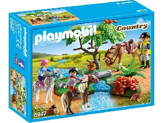 Playmobil - Tereplovaglás