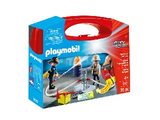 Playmobil - Tűzoltás mesterfokon szett