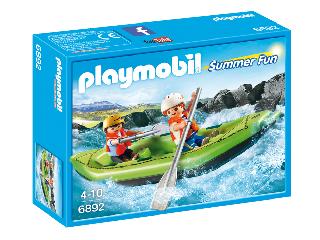 Playmobil - Vadvízi evezés
