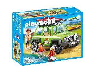 Playmobil - Vadvízi kalandokra felkészülni!