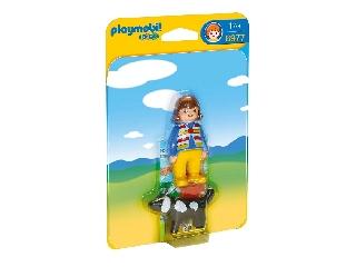 Playmobil - Vau-vau kutyuskám, megnyalod az arcocskám?