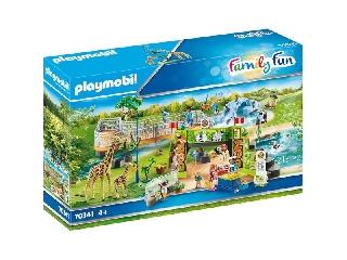 Playmobil: A Kaland állatkert