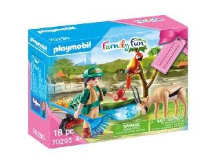 Playmobil: Állatgondozó