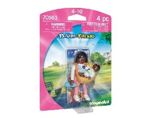 Playmobil: Anyuka babahordozóval