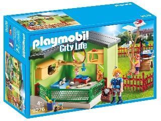 Playmobil Cicapanzió 9276