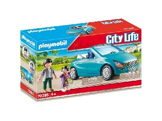 Playmobil City Life: Apa kislányával