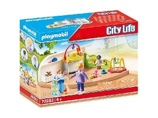 Playmobil City Life: Bölcsőde