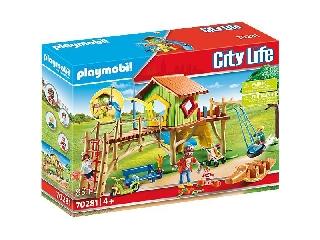 Playmobil City Life: Kalandjáték a parkban