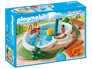 Playmobil - Családi medence