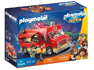 Playmobil Del büfékocsija