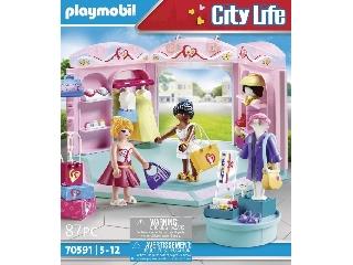 Playmobil Divatüzlet