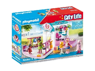 Playmobil Divattervező üzlet