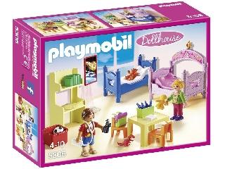 Playmobil Dollhouse - Színes gyerekszoba