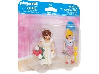 Playmobil: Esküvői készülődés Duo Pack 70275