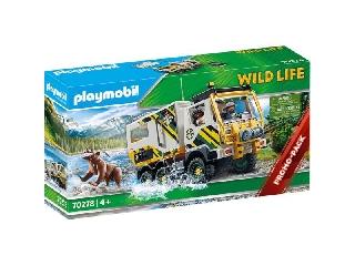 Playmobil: Expedíció teherautó