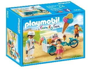 Playmobil Fagyiárus