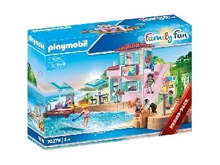 Playmobil: Fagyizó a kikötőben