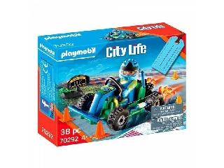 Playmobil: Gokart