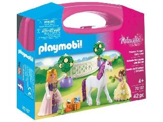 Playmobil Hercegnő egyszarvúval - hordozható szett