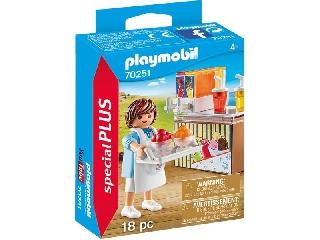 Playmobil: Jégkása árus