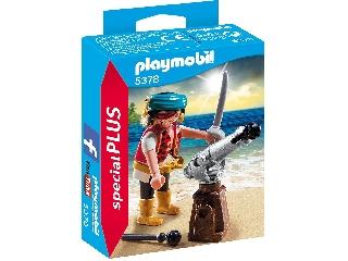 Playmobil Kalóz ágyúval