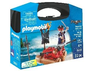 Playmobil Kalóztutaj készlet
