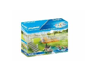 Playmobil: Kiegészítők állatkerthez