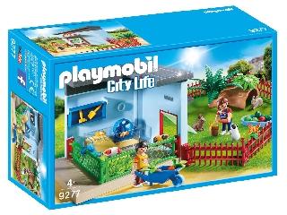 Playmobil Kisállatpanzió