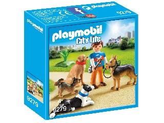 Playmobil Kutyatréner