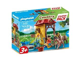 Playmobil: Lovasudvar kezdő készlet