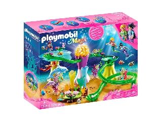Playmobil Magic: Korall játékszett világító kupolával