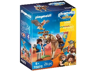 Playmobil Marla lovacskával