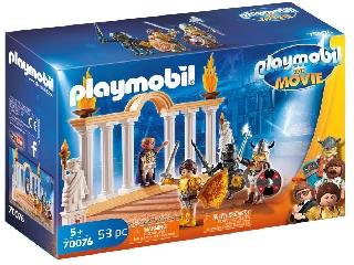 Playmobil Maximus császár a Colosseumban
