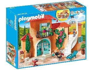 Playmobil Mediterrán villa