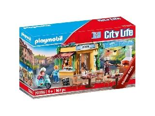 Playmobil: Pizzázó kerthelyiséggel