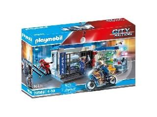 Playmobil: Rendőrség - Menekülés a börtönből