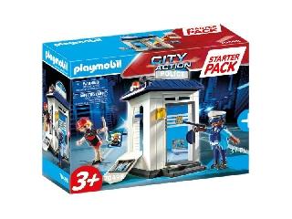 Playmobil: Rendőrség kezdő készlet