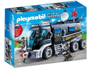 Playmobil Speciális Egység kamionja