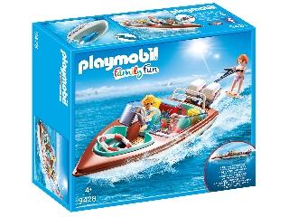 Playmobil Speedmotorcsónak vízalatti motorral