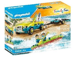 Playmobil: Strandautó 70436