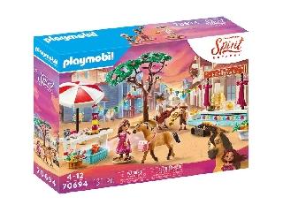 Playmobil Szilaj: Fesztivál Miradero-ban 70694