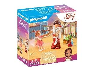 Playmobil Szilaj: Fiatal Lucky és Milagro 70699