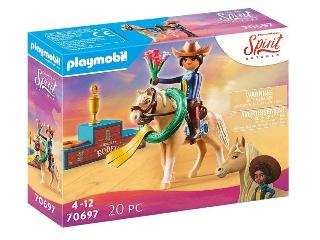 Playmobil Szilaj: Rodeós Prudi 70697