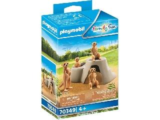 Playmobil: Szurikáta kolónia