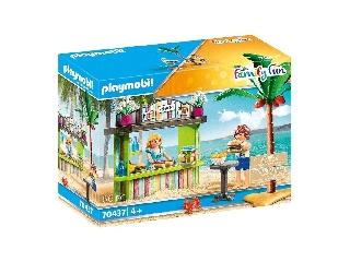 Playmobil: Tengerparti büfé 70437